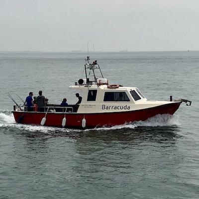 zeevissen-op-de-boot-Barracuda kopie
