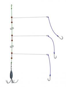 ankervissen uitrusting